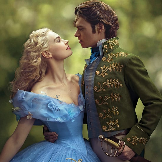 Exclusive: Cinderella and Her Prince Are Revealed in Their Poster!
