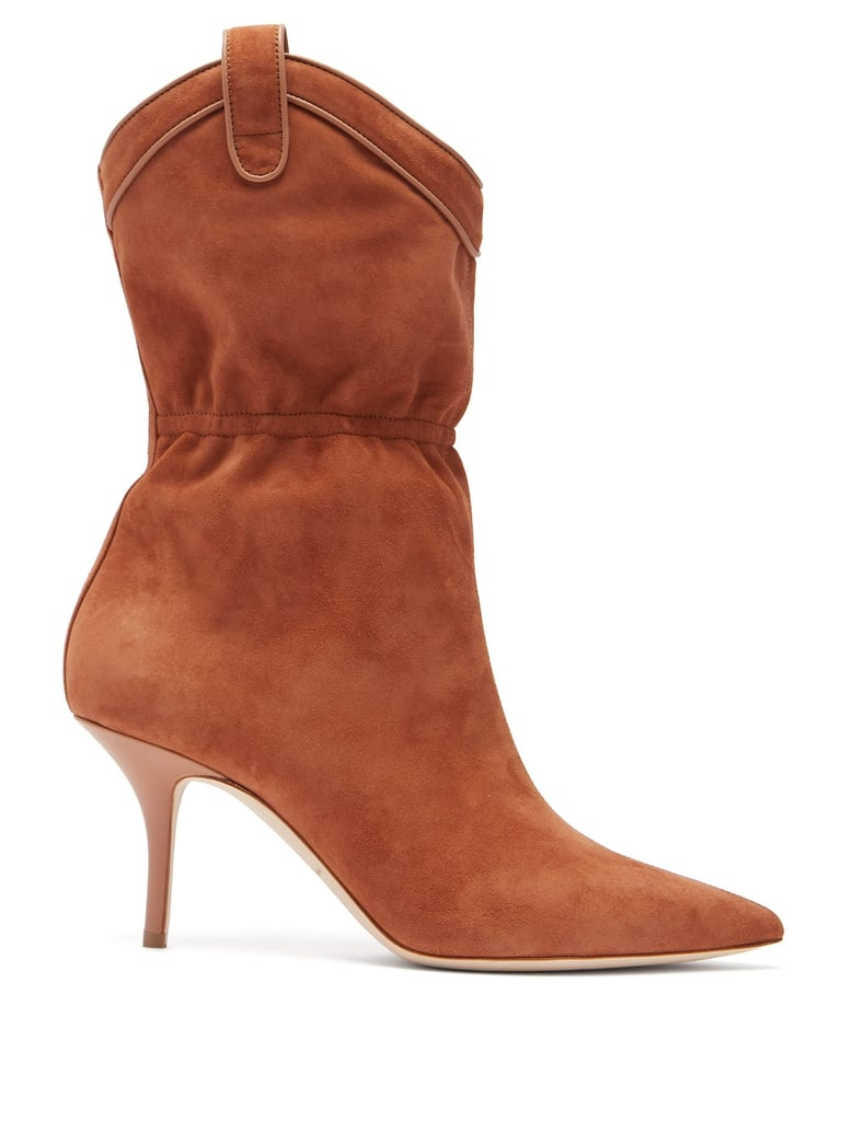 Malone Souliers Daisy Suede Ankle Boots
