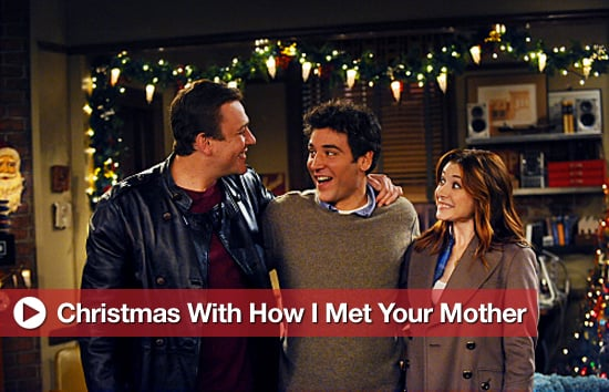 How I Met Your Mother Christmas.How I Met Your Mother Christmas Pics 2010 12 03 11 30 05