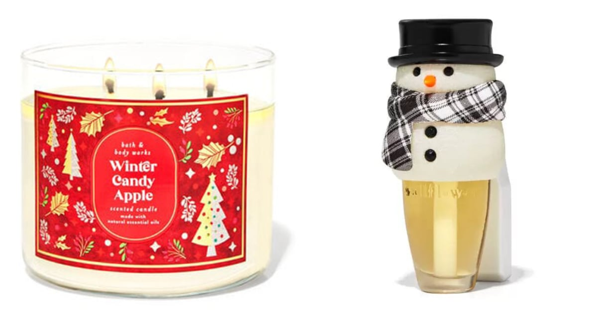 Ho-Ho-Holy Scents: Bath & Body Works Dropped Its Holiday Line, and We Have the First Look.jpg