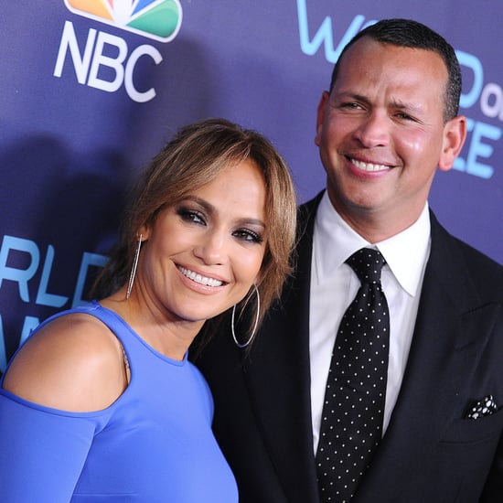 Jennifer Lopez and Alex Rodriguez World of Dance Celebration