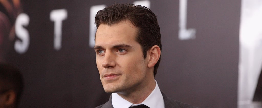 Hot Pictures of Henry Cavill