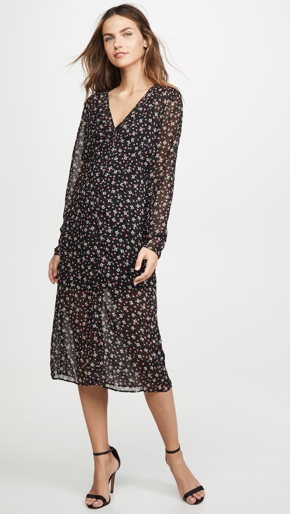 The Fifth Label Current Long Sleeve Midi Dress | Best