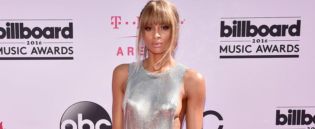 Ciara's Philipp Plein Dress at Billboard Music Awards