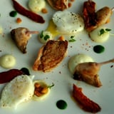 Le Classique Dubai's Around the Tail Quail Tomato Confit