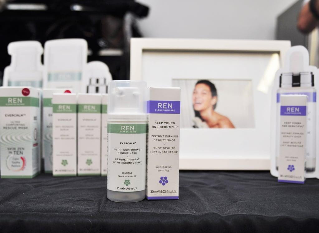 REN Clean Skin Evercalm Ultra Comforting Rescue Mask