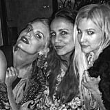 Jessica and Ashlee Simpson got together to celebrate their mom (and Bronx, Maxwell, and Ace's grandma!) Tina's birthday. Source: Instagram user jessicasimpson1111