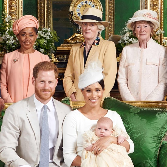 Were Princess Diana's Sisters at Archie's Christening?