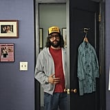 Judah Friedlander as Frank on 30 Rock.