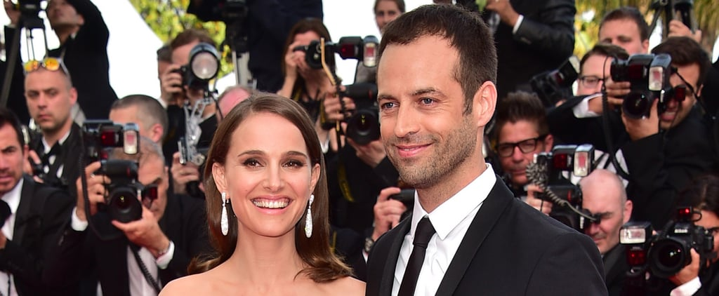 Natalie Portman and Her Husband Make a Stunning Couple at Cannes