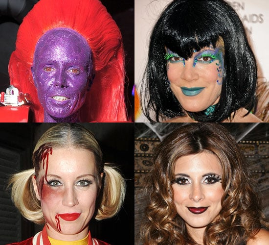 Celebrity Halloween Cosutmes 2010