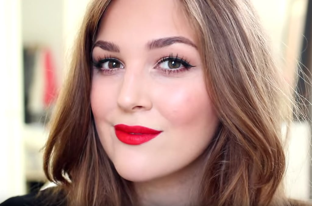 How to Wear Red Lipstick Like UK Beauty Vloggers