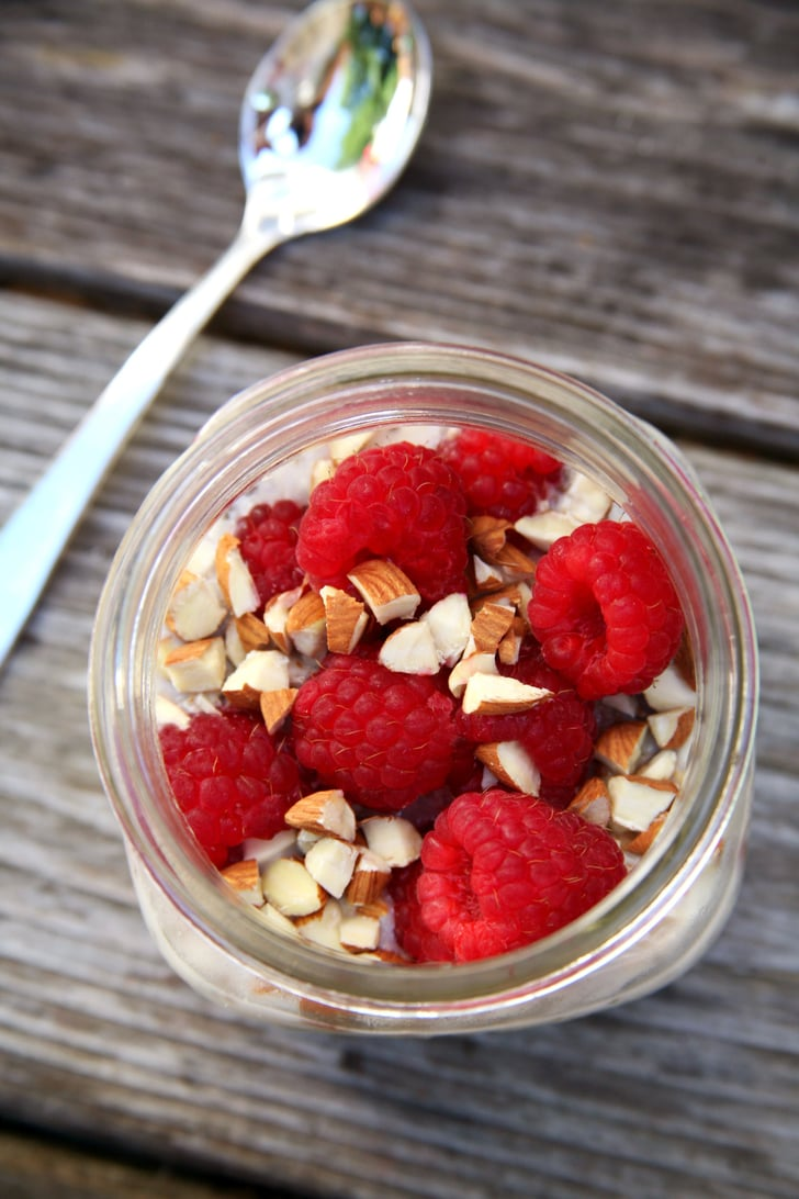 High Protein Overnight Oats Healthy Breakfast Recipes