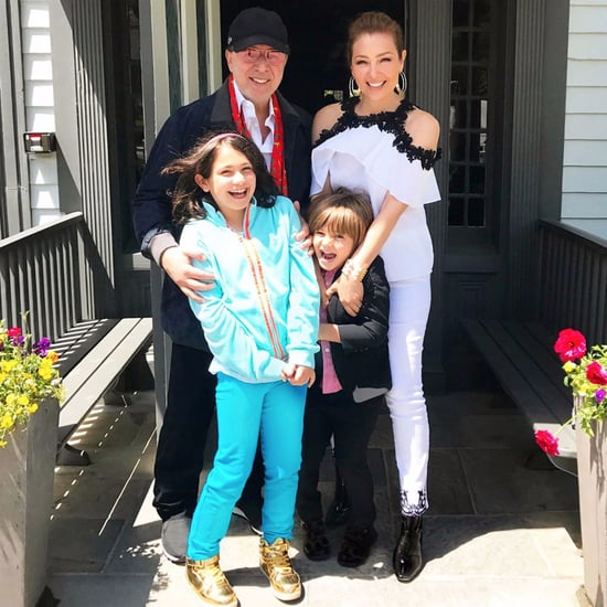 Thalia and Her Kids Instagram on Mother's Day 2017