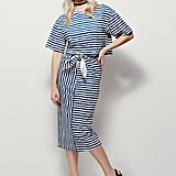 WAYF Womens STRIPED KNIT SET ($123)