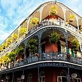 New Orleans, LA — Girls Trip
