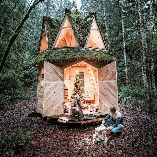 This Tiny Cabin in Washington State Is So Cozy