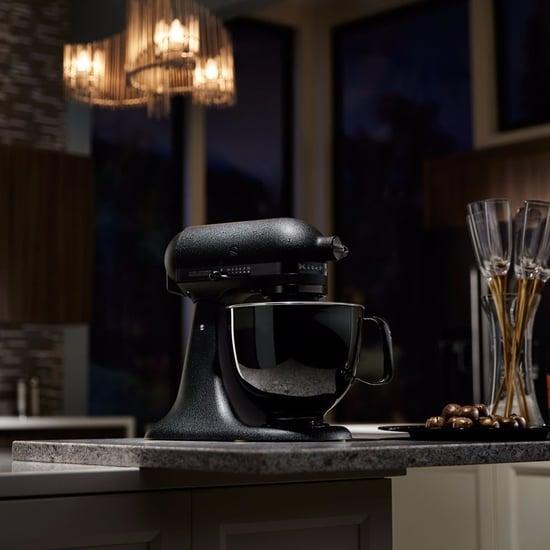 All-Black KitchenAid Mixer