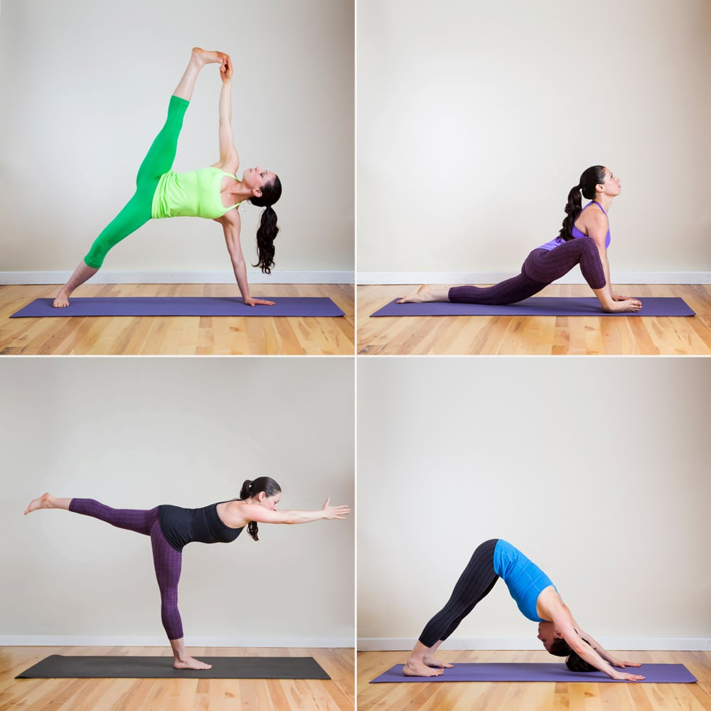 Tone Your Whole Body With 1 Challenging Yoga Sequence
