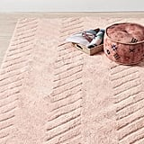 Plush Performance Chevron Rug
