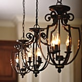 Make Use of Light Fixtures