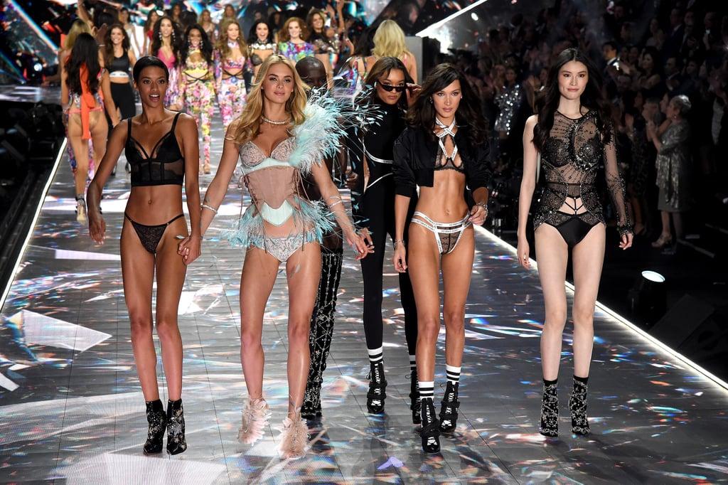 Bella Hadid's Victoria's Secret Show 2018