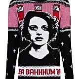 Flea-bahum-bag Holiday Sweater