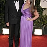 Jonah Hill brought his little sis Beanie as his date to the Golden Globes — so cute!