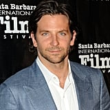 Bradley's electric peepers looked perfect with his blue suit at the Santa Barbara International Film Festival in December 2012.