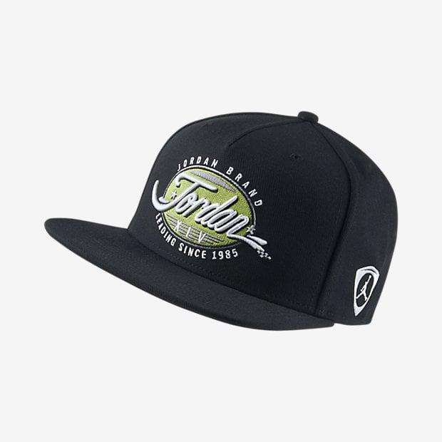 Nike Jordan Retro Snapback Adjustable Hat