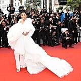Aishwarya Rai at the 2019 Cannes Film Festival