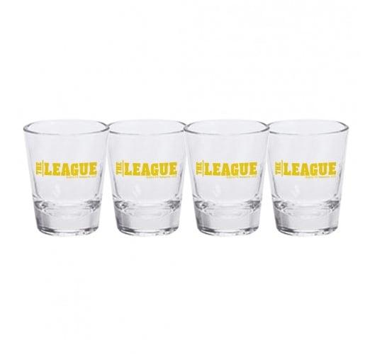 The League Shot Glass Set ($19, originally $28)