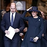 The Royals at Commonwealth Day Service 2018
