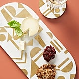 Anthropologie Zora Cheese Board