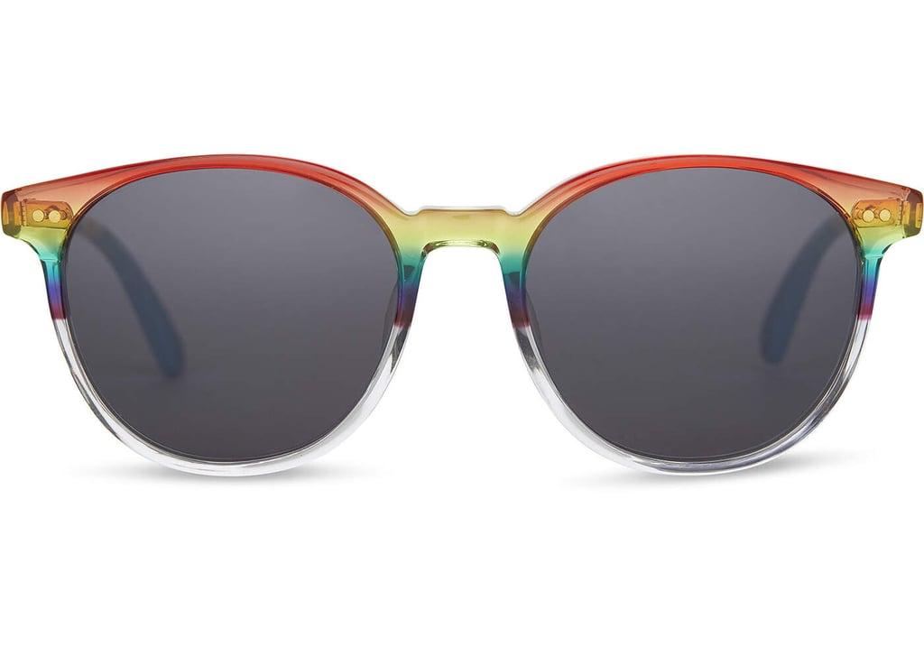 Toms Bellini Rainbow Gradient Indigo Lens