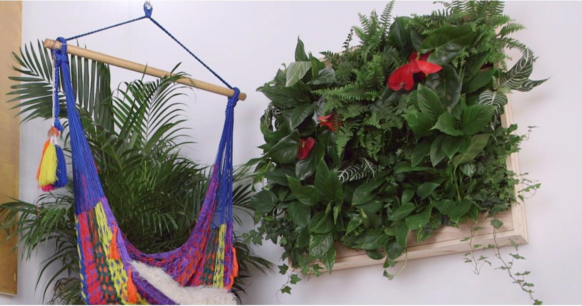 DIY Indoor Plant Wall
