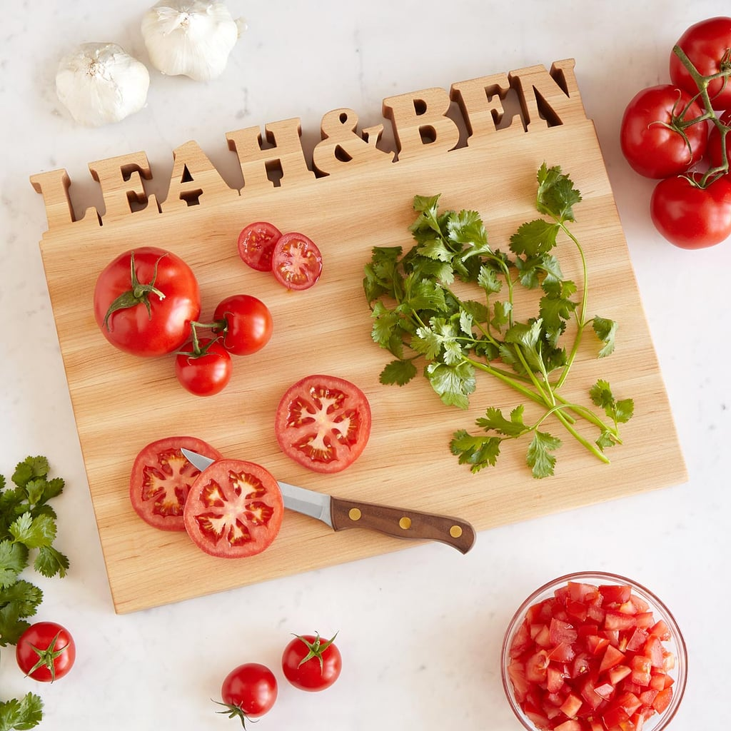 Personalized Cutting Board (Starting at $159)