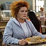 """Kate Mulgrew as Galina """"Red"""" Reznikov"""
