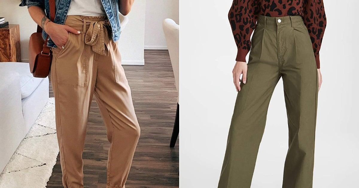 Comfortable Pants From Amazon | POPSUGAR Fashion