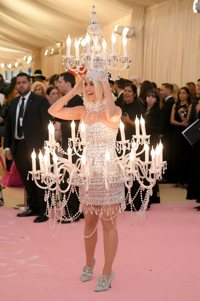 Katy Perry Dress Met Gala 2019