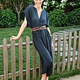 Hilary Rhoda at the ERES Sunwear Collection debut in East Hampton, NY. Source: Billy Farrell/BFAnyc.com