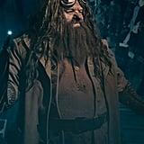 Hagrid Animatronic Figure