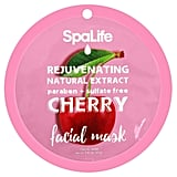 My Spa Life SpaLife Rejuvenating Cherry Facial Mask
