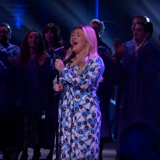 "Watch Kelly Clarkson's Cover of Sam Smith's ""Stay With Me"""