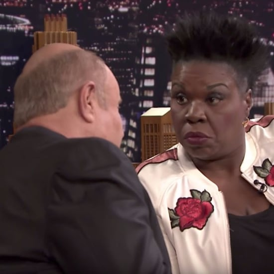 Leslie Jones on Fallon With Dr. Phil April 2017