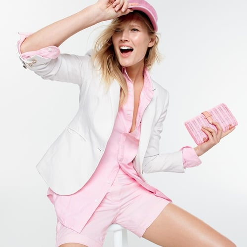 Think Pink: Top Editors' Picks from J.Crew