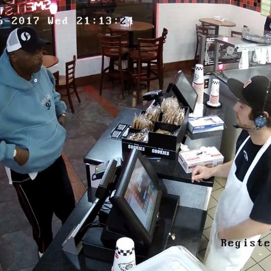 Jimmy John's Employee Robbery