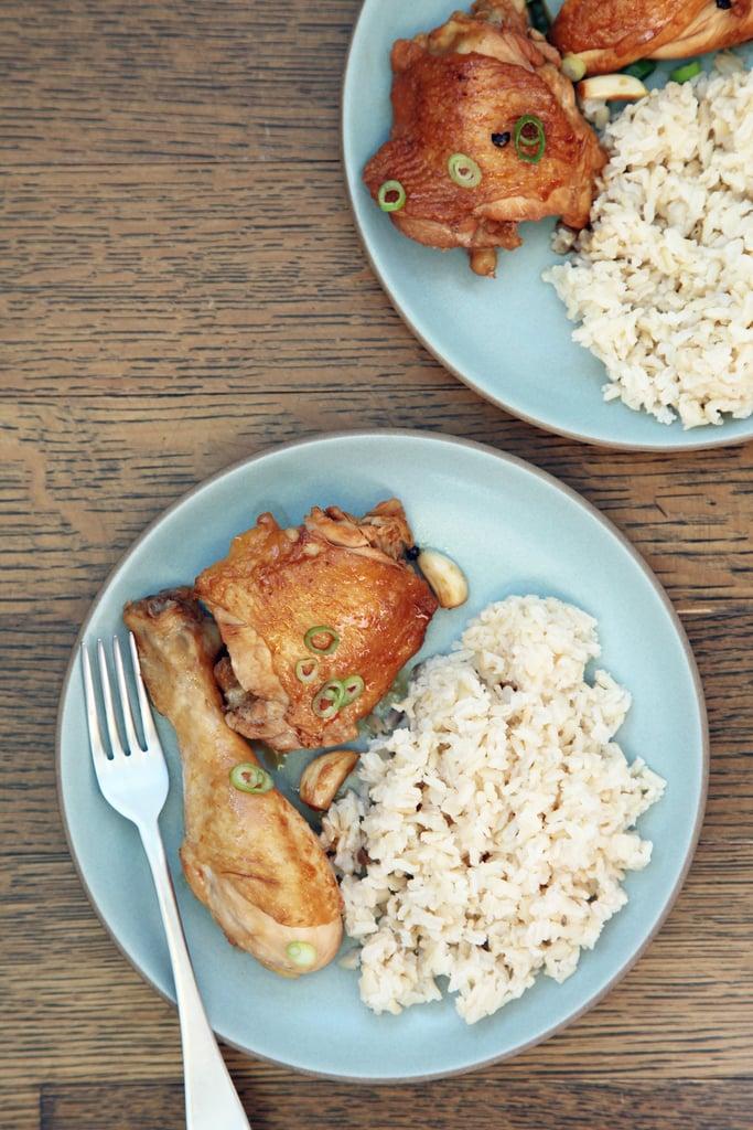 One-Pot Filipino Chicken Adobo
