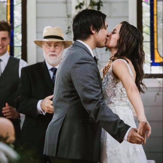 Bride and Prejudice Jess and Seyat Wedding