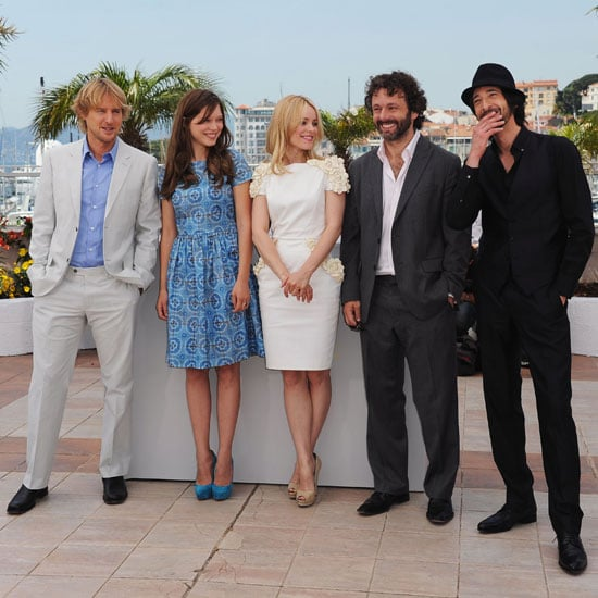 Rachel McAdams and Michael Sheen Pictures at the Cannes Film Festival